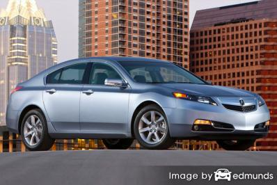 Cheap Rates For Acura TL Insurance In Tucson AZ - Cheap acura