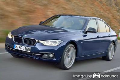 Insurance quote for BMW 328i in Tucson