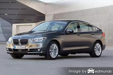 Insurance quote for BMW 535i in Tucson