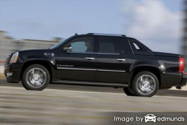 Insurance quote for Cadillac Escalade EXT in Tucson
