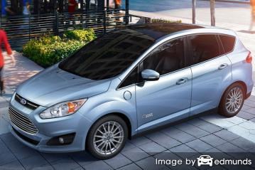 Insurance quote for Ford C-Max Energi in Tucson