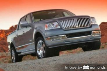 Insurance for Lincoln Mark LT