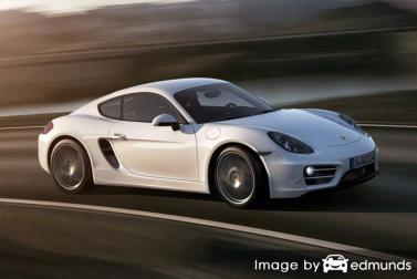 Insurance rates Porsche Cayman in Tucson
