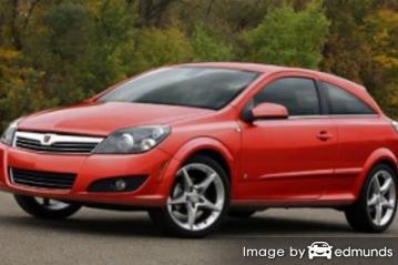 Insurance rates Saturn Astra in Tucson