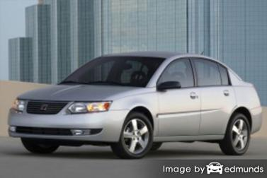 Insurance quote for Saturn Ion in Tucson