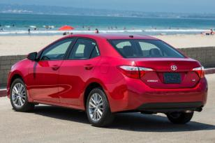 Insurance quote for Toyota Corolla in Tucson