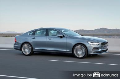 Insurance quote for Volvo S90 in Tucson